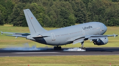 Photo ID 103014 by markus altmann. Germany Air Force Airbus A310 304, 10 23