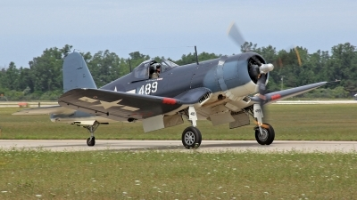 Photo ID 103050 by David F. Brown. Private Private Goodyear FG 1D Corsair, NX209TW
