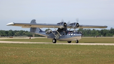 Photo ID 103152 by David F. Brown. Private Private Consolidated PBY 5A Catalina, N9521C