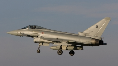 Photo ID 13270 by Frank Noort. Italy Air Force Eurofighter F 2000A Typhoon EF 2000, MM7277