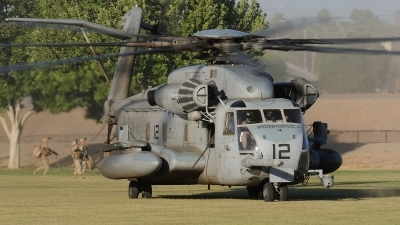 Photo ID 103081 by Curt D. Jans. USA Marines Sikorsky CH 53E Super Stallion S 65E, 165344