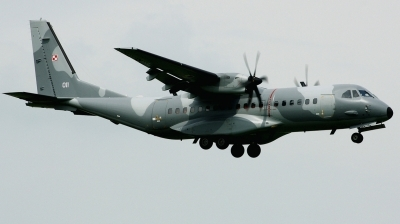 Photo ID 103191 by Arie van Groen. Poland Air Force CASA C 295M, 011