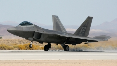 Photo ID 103369 by Andrew Woodthorpe. USA Air Force Lockheed Martin F 22A Raptor, 91 4007