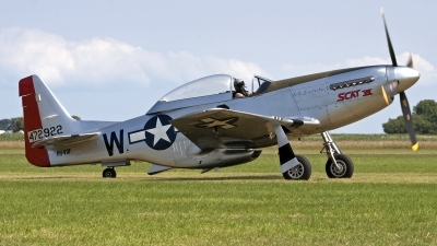 Photo ID 103182 by Niels Roman / VORTEX-images. Private Private North American TF 51D Mustang, PH VDF