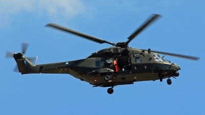 Photo ID 103266 by XRISTINA PATSI. Greece Army NHI NH 90 TTH, ES846
