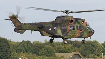 Photo ID 13309 by Alex van Noye. Netherlands Air Force Eurocopter AS 532U2 Cougar MkII, S 440
