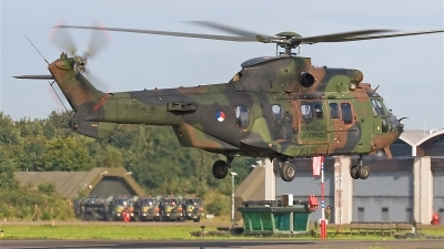 Photo ID 13311 by Alex van Noye. Netherlands Air Force Eurocopter AS 532U2 Cougar MkII, S 440