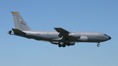 Photo ID 103437 by Toon Cox. USA Air Force Boeing KC 135R Stratotanker 717 100, 58 0067
