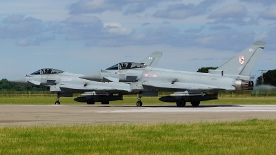 Photo ID 103509 by Lukas Kinneswenger. UK Air Force Eurofighter EF 2000 Typhoon F2, ZJ910