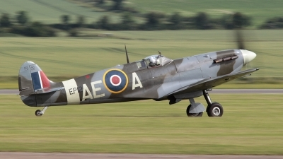 Photo ID 103508 by Neil Cotten. Private The Fighter Collection Supermarine 349 Spitfire LF5B, G LFVB