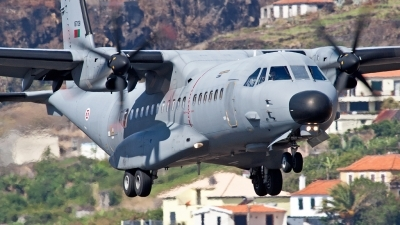 Photo ID 103497 by Rui Sousa. Portugal Air Force CASA C 295MPA Persuader, 16708