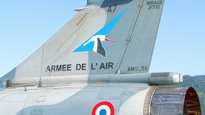 Photo ID 103579 by ThomasL. France Air Force Dassault Mirage 2000 5F, 47