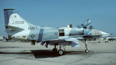 Photo ID 103561 by Peter Boschert. USA Navy McDonnell Douglas A 4M Skyhawk, 160039
