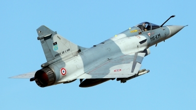 Photo ID 103647 by Carl Brent. France Air Force Dassault Mirage 2000C, 95