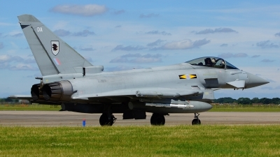 Photo ID 103702 by Lukas Kinneswenger. UK Air Force Eurofighter EF 2000 Typhoon FGR4, ZJ931