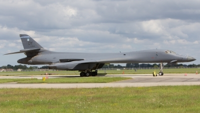 Photo ID 103695 by Chris Dorling. USA Air Force Rockwell B 1B Lancer, 85 0064