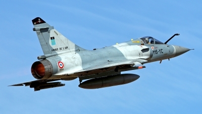 Photo ID 103849 by Carl Brent. France Air Force Dassault Mirage 2000C, 83