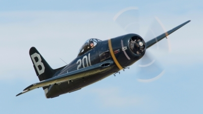 Photo ID 104591 by Neil Cotten. Private The Fighter Collection Grumman F8F 2P Bearcat, G RUMM