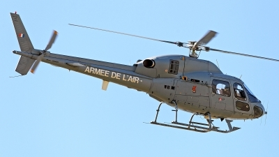Photo ID 103798 by Carl Brent. France Air Force Aerospatiale AS 555AN Fennec, 5509