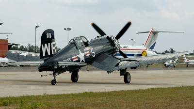 Photo ID 103925 by Rod Dermo. Private Fighters Legends LLC Vought F4U 5N Corsair, N179PT