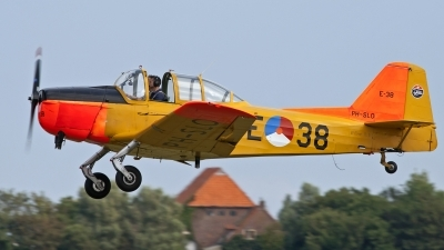 Photo ID 104279 by Niels Roman / VORTEX-images. Private Private Fokker S 11 1 Instructor, PH SLO