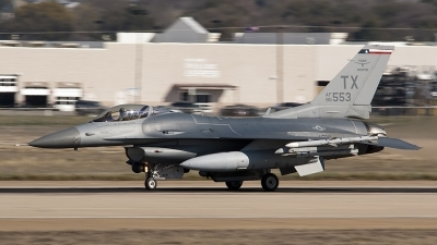 Photo ID 103997 by Brandon Thetford. USA Air Force General Dynamics F 16C Fighting Falcon, 85 1553