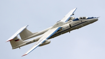 Photo ID 105239 by Maxim Finchenko. Russia Gromov Flight Test Institute Myasishchev M 55 Geophysica, RA 55204