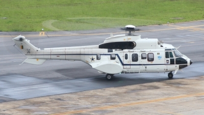 Photo ID 104063 by Joao Henrique. Brazil Air Force Aerospatiale AS 332M1 Super Puma, 8735