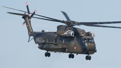 Photo ID 104081 by Lieuwe Hofstra. Germany Army Sikorsky CH 53GS S 65, 84 25