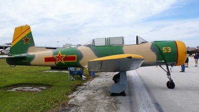 Photo ID 13410 by Hector Rivera - Puerto Rico Spotter. Private Private Nanchang CJ 6, N53CJ