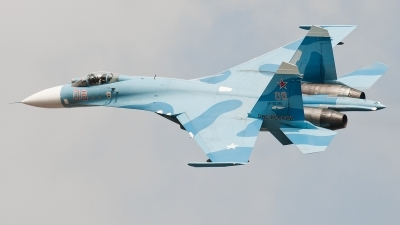 Photo ID 104112 by Alex van Noye. Russia Air Force Sukhoi Su 27SM, RF 92210