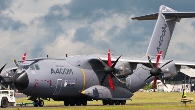 Photo ID 104129 by Andrew Evans. Company Owned Airbus Airbus A400M Atlas, F WWMZ