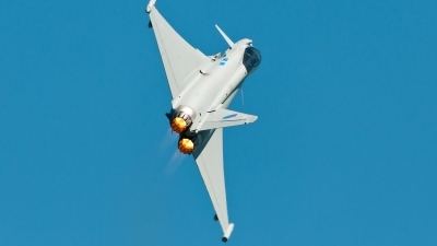 Photo ID 104127 by Andrew Evans. UK Air Force Eurofighter EF 2000 Typhoon FGR4, ZK333