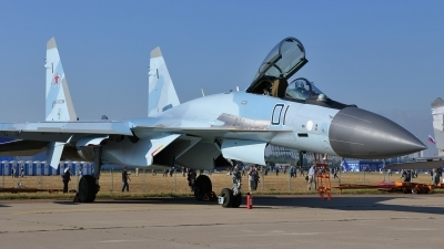 Photo ID 104224 by Peter Terlouw. Russia Air Force Sukhoi Su 27M,