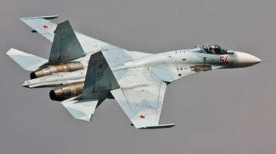 Photo ID 104204 by Jan Suchanek. Russia Air Force Sukhoi Su 27SM3, RF 93731