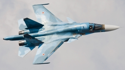 Photo ID 104302 by Alex van Noye. Russia Air Force Sukhoi Su 34 Fullback, RF 92251