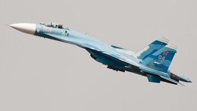 Photo ID 104304 by Alex van Noye. Russia Air Force Sukhoi Su 27SM, RF 92211