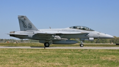 Photo ID 104509 by David F. Brown. USA Navy Boeing F A 18F Super Hornet, 166627