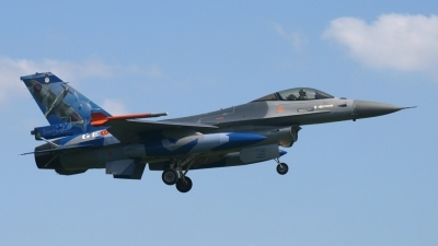 Photo ID 105041 by Toon Cox. Belgium Air Force General Dynamics F 16AM Fighting Falcon, FA 110
