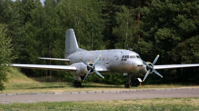 Photo ID 104700 by Kostas D. Pantios. East Germany Air Force Ilyushin IL 14P, 482