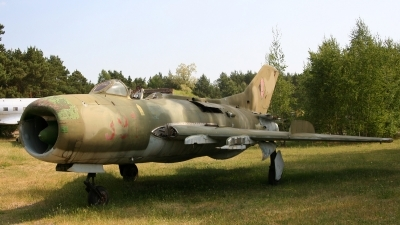 Photo ID 104730 by Kostas D. Pantios. East Germany Air Force Mikoyan Gurevich MiG 19PM, 391