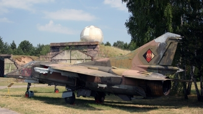 Photo ID 104729 by Kostas D. Pantios. East Germany Air Force Mikoyan Gurevich MiG 23BN, 720