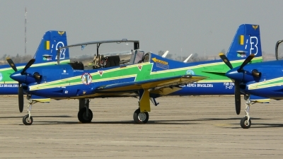 Photo ID 105708 by Martin Kubo. Brazil Air Force Embraer T 27 Tucano, FAB1381