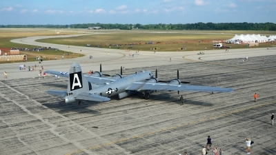 Photo ID 104709 by Rod Dermo. Private Commemorative Air Force Boeing B 29A Superfortress, N529B