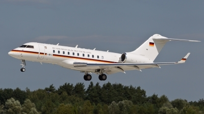 Photo ID 104719 by Andreas Zeitler - Flying-Wings. Germany Air Force Bombardier BD 700 1A11 Global 5000, 14 02