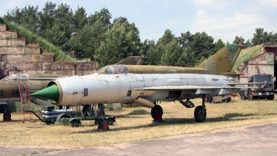 Photo ID 104853 by Kostas D. Pantios. Germany Air Force Mikoyan Gurevich MiG 21M, 22 87