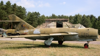 Photo ID 105719 by Kostas D. Pantios. East Germany Air Force Mikoyan Gurevich MiG 17F, 08