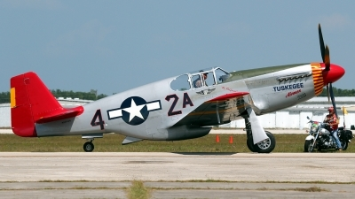 Photo ID 105068 by Hector Rivera - Puerto Rico Spotter. Private Commemorative Air Force North American P 51C Mustang, NX61429