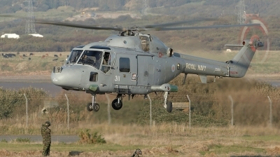 Photo ID 104914 by Alan Worsley. UK Navy Westland WG 13 Lynx HAS3SGM, ZD255