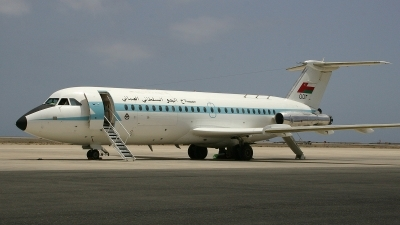 Photo ID 13512 by Frank Noort. Oman Air Force BAC 111 485GD One Eleven, 552